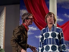 Rob Roy Fingerhead (Eldon Quick), Peter Tork