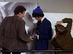 Rob Roy's Assistant (George Strattan), Mike Nesmith, Rob Roy Fingerhead (Eldon Quick)