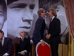 Davy Jones, Rob Roy Fingerhead (Eldon Quick), Peter Tork