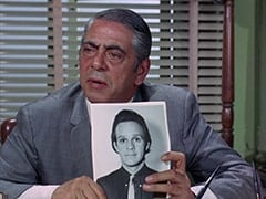 Captain (Robert Strauss), Tony Ferano (Jimmy Murphy)
