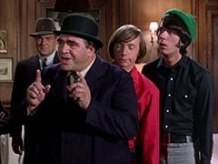 Gangster (?), Mugsy Ruckyzer (Mike Wagner), Peter Tork, Mike Nesmith
