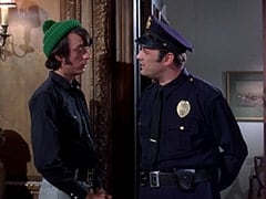 Mike Nesmith, Patrolman (Don Sherman)