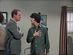 Agent Modell (Mike Farrell), Mike Nesmith