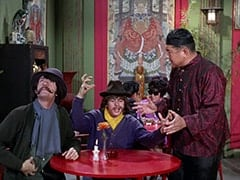 Mike Nesmith, Davy Jones, Chang (Kay Shimatsu)