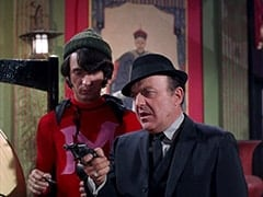 Mike Nesmith, Inspector Blount (Dave Barry)