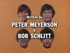 Written by Peter Meyerson & Bob Schlitt