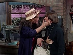 Milly Rudnick (Rose Marie), Davy Jones