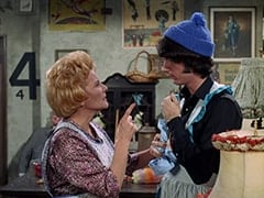 Milly Rudnick (Rose Marie), Mike Nesmith