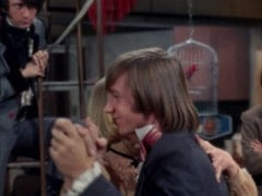 Mike Nesmith, Young Milly (?), Peter Tork