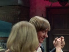 Young Milly (?), Peter Tork