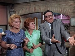 Milly Rudnick (Rose Marie), Judy (Judy March), Mr. Babbit (Henry Corden)
