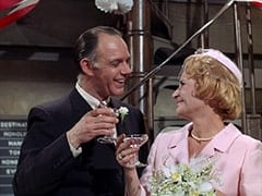 Larry (William Bramley), Milly Rudnick (Rose Marie)