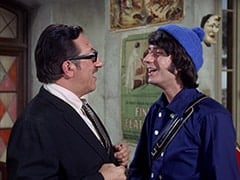 Mr. Babbit (Henry Corden), Mike Nesmith