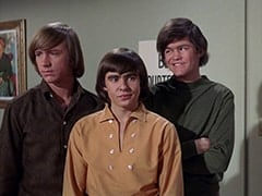 Peter Tork, Davy Jones, Micky Dolenz