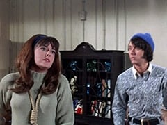 Ellen Farnsby (Susan Browning), Mike Nesmith