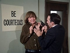 Peter Tork, Arnold (Tom Bellin) - Be Courteous