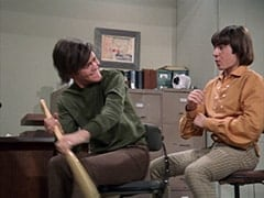 Micky Dolenz, Davy Jones