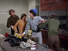 Peter Tork, Davy Jones, Mike Nesmith, Micky Dolenz