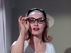 April Conquest (Julie Newmar)