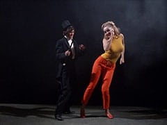 Micky Dolenz, April Conquest (Julie Newmar)