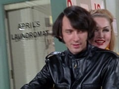 Mike Nesmith, April Conquest (Julie Newmar)