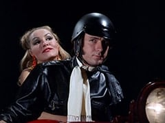 April Conquest (Julie Newmar), Mike Nesmith