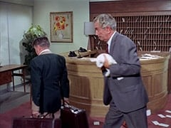 Bellhop (?), Conventioneer (Foster Brooks)