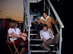 Peter Tork, Micky Dolenz, Mike Nesmith, Davy Jones