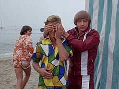 Davy Jones, Frankie Catalina (Bobby Sherman), Peter Tork
