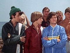Mike Nesmith, Roxanne Albee, Peter Tork, Micky Dolenz