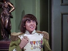 "Prince Ludlow (Davy Jones) - ""The Prince and the Paupers"""