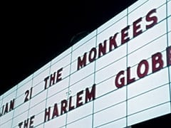 Jan 21 The Monkees / The Harlem Globetrotters