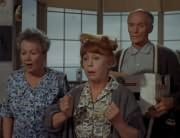 Mrs. Filchok (Queenie Smith), Mrs. Homer (Violet Carlson), Mrs. Swezey (Peter Brocco)