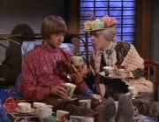 Peter Tork, Mildred Weatherspoon (Ruth Buzzi)