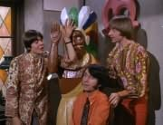 Davy Jones, Mike Nesmith, Peter Tork