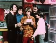 Mike Nesmith, Micky Dolenz, Peter Tork, Artie (Art Lewis), Davy Jones