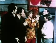 James Frawley, Mike Nesmith, Micky Dolenz, Peter Tork, Artie (Art Lewis), Davy Jones