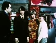 James Frawley, Mike Nesmith, Micky Dolenz, Peter Tork, Davy Jones