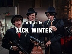 Davy Jones, Micky Dolenz, Mike Nesmith - Written by Jack Winter