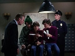 Sergeant (Dort Clark), Mike Nesmith, Davy Jones, Micky Dolenz