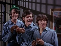 Mike Nesmith, Micky Dolenz, Davy Jones - La Berceuse
