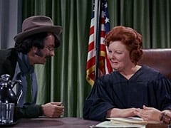 Philip Jackson (Mike Nesmith), Judge (Elisabeth Fraser)