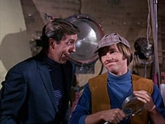 Harvey (Jonathan Harper), Peter Tork