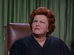 Judge (Elisabeth Fraser)