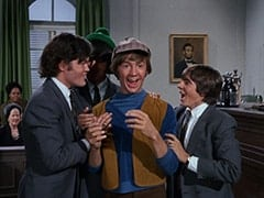 Micky Dolenz, Mike Nesmith, Peter Tork, Davy Jones - Abraham Lincoln