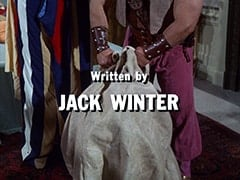 Written by Jack Winter
