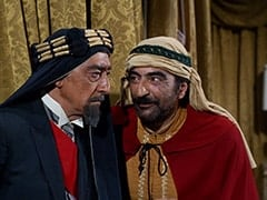 Vidaru (Arnold Moss), Curad (William Bagdad)