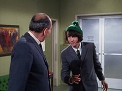 Mayor Motley (Irwin Charone), Mike Nesmith