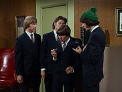 Peter Tork, Micky Dolenz, Davy Jones, Mike Nesmith