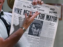 The Daily Clarion / Mike Nesmith for Mayor